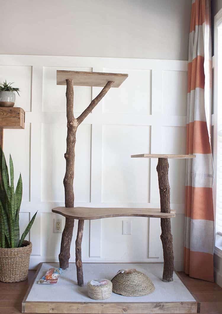 Comment Fabriquer Un Arbre À Chat fabriquer un arbre a chat diy, comment faire ? | arboricat